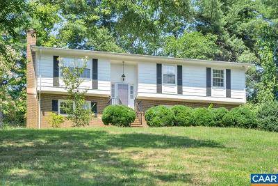 Single Family Home For Sale: 2411 Wakefield Rd