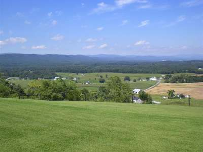 Augusta County Lots & Land For Sale: Bunker Hill Rd