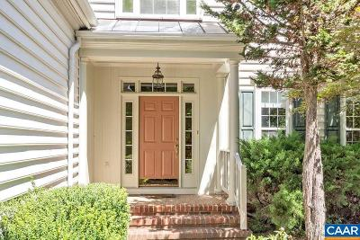 Charlottesville Single Family Home For Sale: 1121 Pheasant Xing