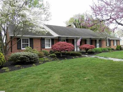 Waynesboro Single Family Home For Sale: 806 Kent Rd