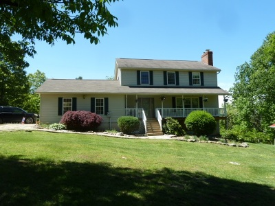 Rockingham County Single Family Home For Sale: 7023 Misty Mountain Ln