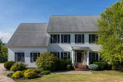 Harrisonburg Single Family Home For Sale: 1934 Park Rd