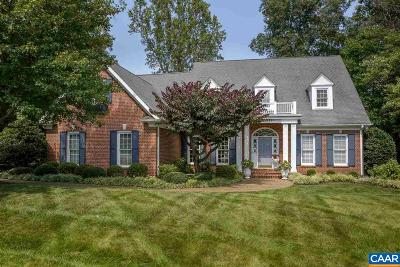 Glenmore (Albemarle) Single Family Home For Sale: 1239 Thistle Down