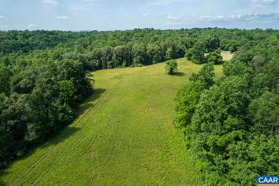 Albemarle County Lots & Land For Sale: 32-4 & 4j Chris Greene Lake Rd
