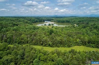 Albemarle County Lots & Land For Sale: 32-4 Chris Greene Lake Rd