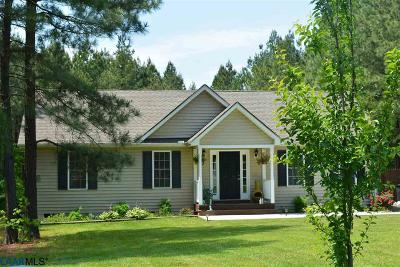 Fluvanna County Single Family Home For Sale: C Kents Store Way