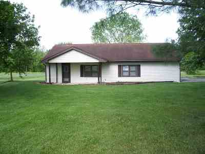 Elkton Single Family Home For Sale: 1757 River Rd