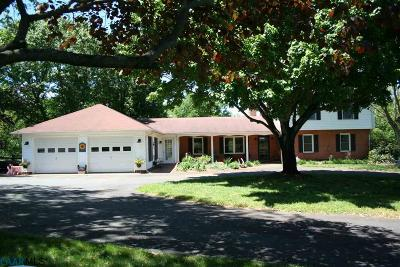 Orange County Single Family Home For Sale: 11539 Spicers Mill Rd