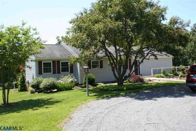 Madison County Single Family Home For Sale: 65 Chestnut Rail Ln