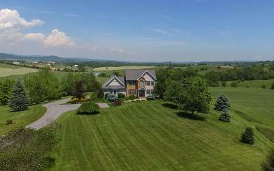 Rockingham County Farm For Sale: 2501 Eversole Rd
