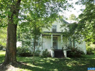 Single Family Home For Sale: 4502 Monacan Trail Rd