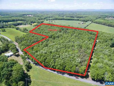 Fluvanna County Single Family Home For Sale: 3697 Bybees Church Rd