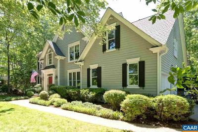 Glenmore (Albemarle) Single Family Home For Sale: 1782 Shelbourn Ln