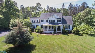 Fluvanna County Single Family Home For Sale: 103 Taylor Ridge Way