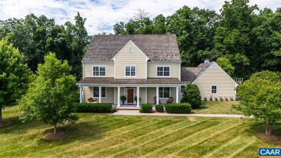 Crozet Single Family Home For Sale: 6441 Woodbourne Ln