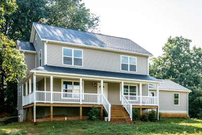 New Market VA Single Family Home For Sale: $319,900