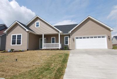 Stuarts Draft Single Family Home For Sale: 56 Marble Dr