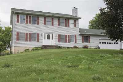 Rockingham County Single Family Home For Sale: 9744 Harpine Hwy