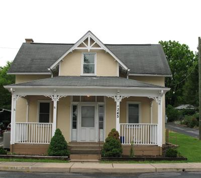 Dayton Single Family Home For Sale: 245 High St