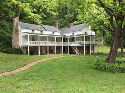 Madison County Single Family Home For Sale: 336 Weakley Hollow Rd