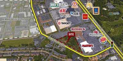 Harrisonburg Commercial For Sale: Evelyn Byrd Ave