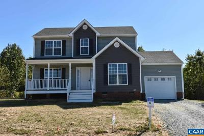 Fluvanna County Single Family Home For Sale: 108 Panorama Ct