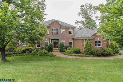 Glenmore (Albemarle) Single Family Home For Sale: 1263 Thistle Down