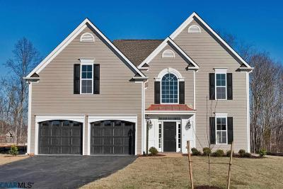 Louisa, Louisa County Single Family Home For Sale: Lot 2b Pelham Dr #Lot 2B