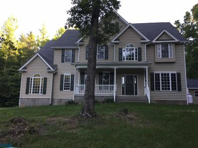 Louisa Single Family Home For Sale: 181 Roundabout Creek Rd