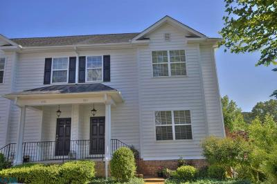 Townhome For Sale: 361 Quarry Rd