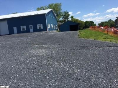 Commercial For Sale: Tbd_2 Stuarts Draft Hwy