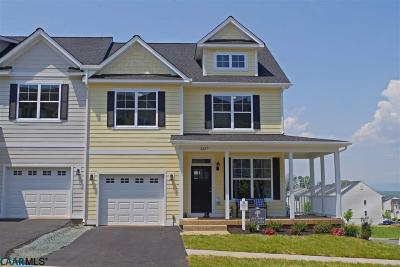 Pavilions At Pantops Townhome For Sale: 2137 Saranac Ct