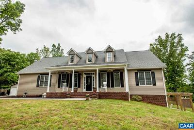 Greene, Greene County Single Family Home For Sale: 93 Welsh Run Rd