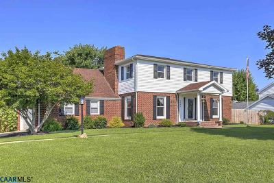Rockingham County Single Family Home For Sale: 1945 Smithland Rd