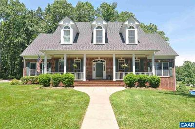 Madison County Single Family Home For Sale: 165 Jacks Shop Rd