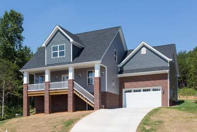 Rockingham County Single Family Home For Sale: 4100 Tanners Ct