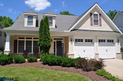Palmyra VA Single Family Home For Sale: $369,000