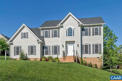 Fluvanna County Single Family Home For Sale: Lot 29 Pine Shadow Ct