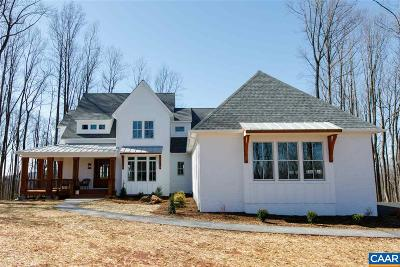 Albemarle County Single Family Home For Sale: 2412 Summit Ridge Trl