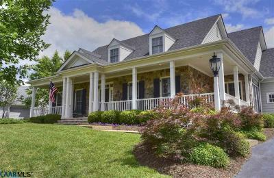 Glenmore (Albemarle) Single Family Home For Sale: 3380 Darby Rd