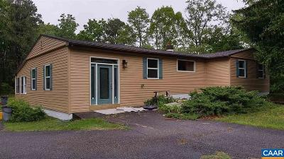 Rockingham County Single Family Home For Sale: 9848 East Side Hwy