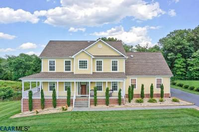 Fluvanna County Single Family Home For Sale: 504 Glen Cir