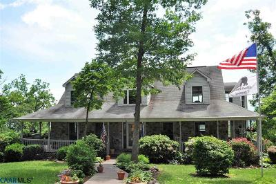 Washington Single Family Home For Sale: 184 Clark Ln