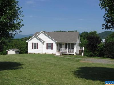 Greene County Single Family Home For Sale: 114 Tripple S Ranch Ln