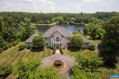 Keswick Single Family Home For Sale: 4030 Fairway Dr