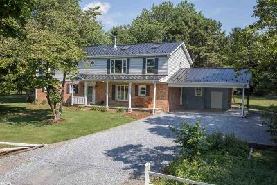 Rockingham County Single Family Home For Sale: 2888 Kerns Rd
