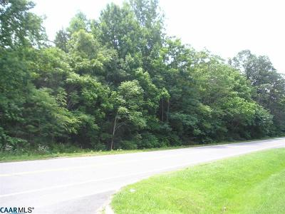 Buckingham County Lots & Land For Sale: James Madison S James Madison Hwy