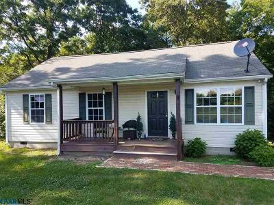 Fluvanna County Single Family Home For Sale: 2871 Bremo Rd