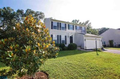 Greene County Single Family Home For Sale: 540 Holly Hill Dr