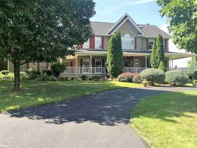 Augusta County Single Family Home For Sale: 134 Doe Hill Dr